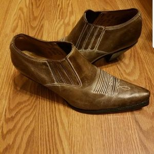Shoes - Charlie 1 Horse ankle boots